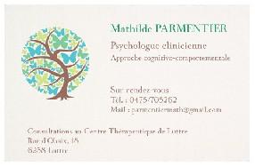 Parmentier Mathilde LUTTRE