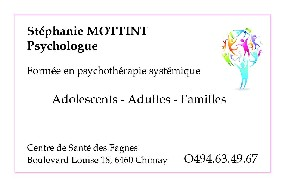Stéphanie Mottint CHIMAY