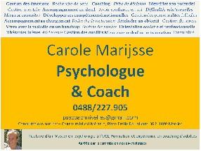Carole MARIJSSE NIVELLES