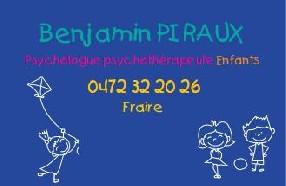 Benjamin Piraux FRAIRE