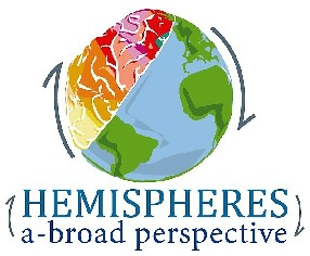 logo HEMISPHERES Isabelle Gillet