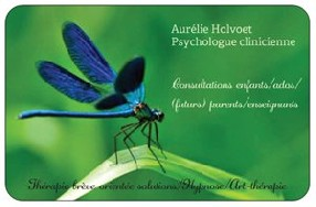 Aurélie Holvoet Psychologue BINCHE
