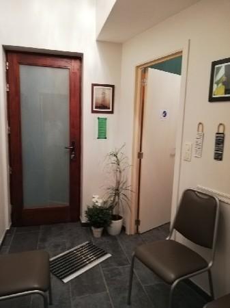 voici le bureau dans lequel vous serez accueilli